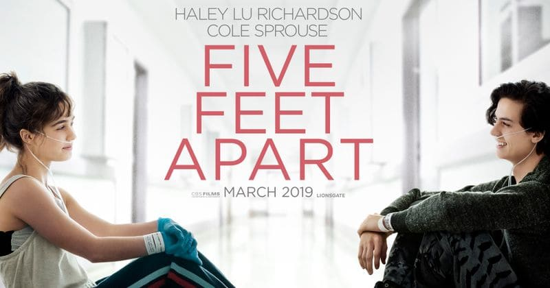 Five Feet Apart Movie By Cbs Films Soon In Theaters On March 2019 Headlines Of Today