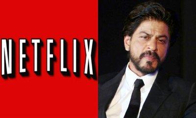 SRK, Shahrukh, Netflix