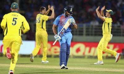 India vs Australia 1st T-20I , 2019 Highlights