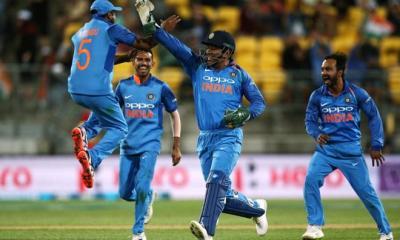 India vs New Zealand 5th ODI