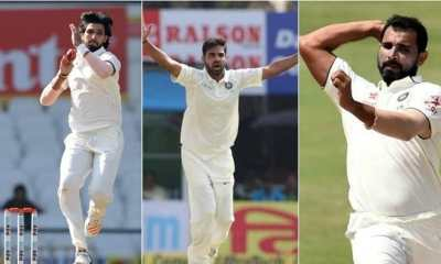 Indian Pace Attackv