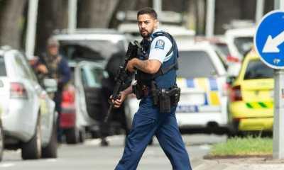 New Zealand mass shooting