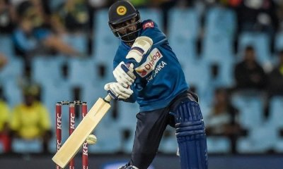 SA overcome Udana special to clinch series against SL