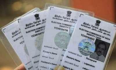 Voter Id status
