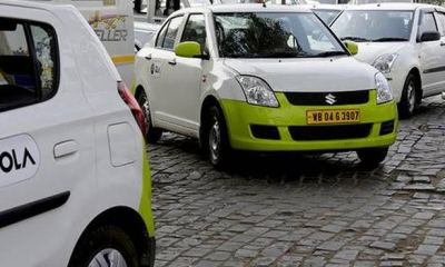 Ola Cabs banned in Bengaluru the Garden City of India