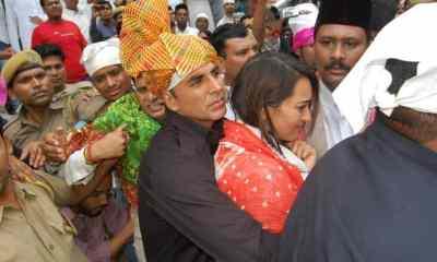 Fans harassed Sonakshi