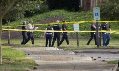 Virginia Shooting 12 killed in attack by 'disgruntled city worker'