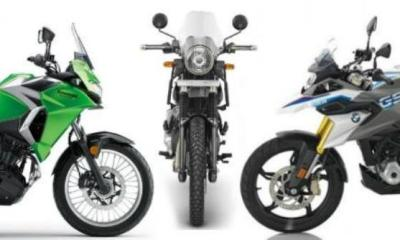 BMW G 310 GS vs Kawasaki Versys X 300 vs Royal Enfield Himalayan