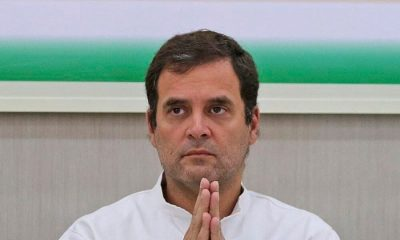 Rahul Gandhi quits as Congress party president