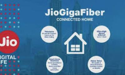 Reliance Jio GigaFiber: