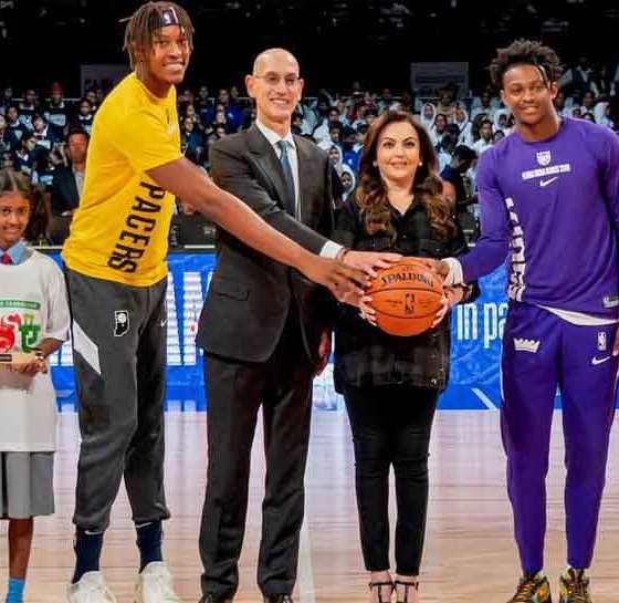 NBA India HOT News