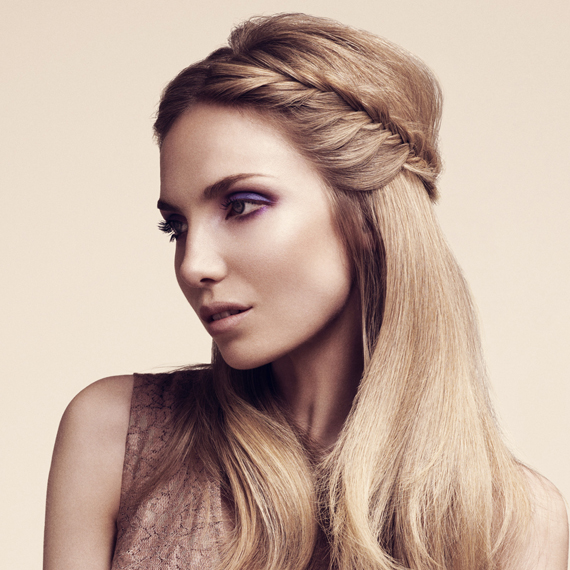 2011 Blow Dry Collection Pretty In Plaits
