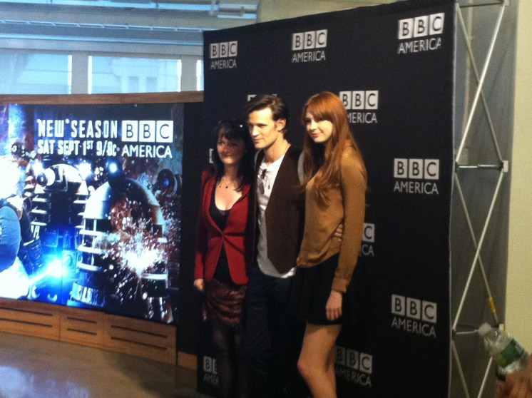 BBC America Matt Caroline Karen