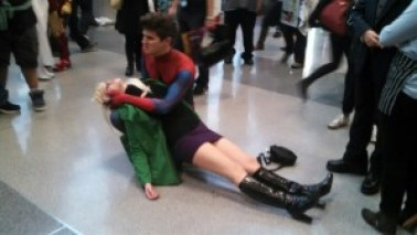 Tragedy strikes NYCC.