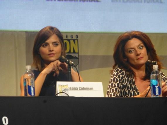 """Help, Moffat is talking about female Doctors again."""
