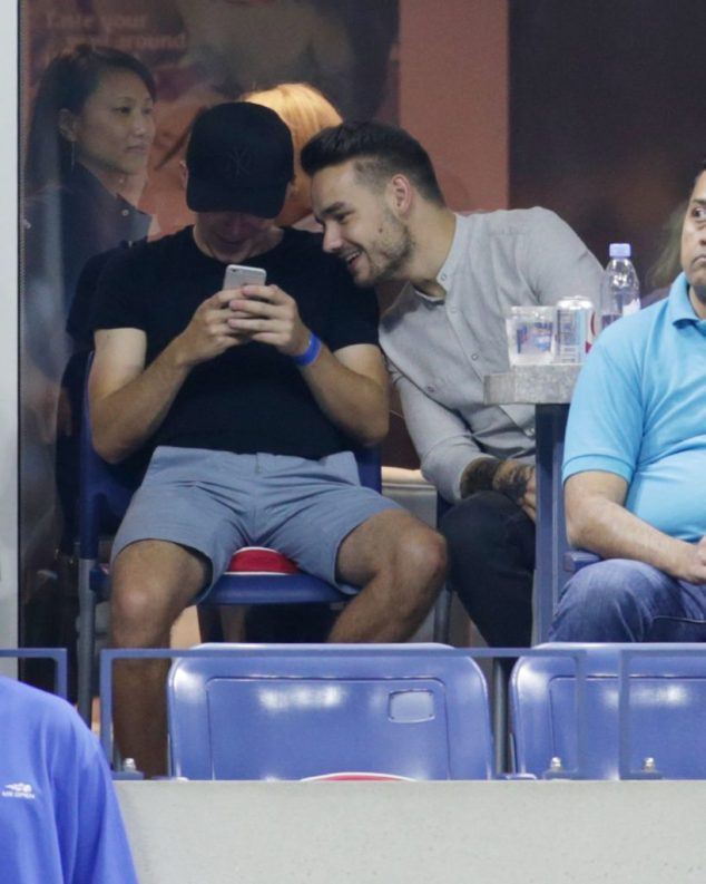 liam niall us open