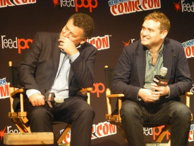 Doctor Who NYCC panel