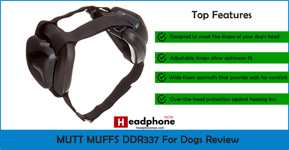 MUTT MUFFS DDR337 Dogs Review