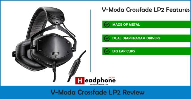 V-Moda Crossfade LP2