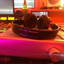 Sennheiser HD 25 Professional DJ Monitor Headphone Design