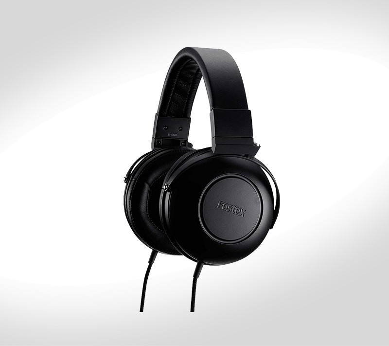 Fostex TH-600 Premium Dynamic Stereo Headphones with 50mm Drivers