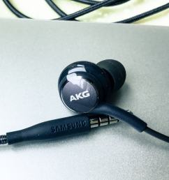 review samsung galaxy s8 akg headphone [ 1200 x 900 Pixel ]