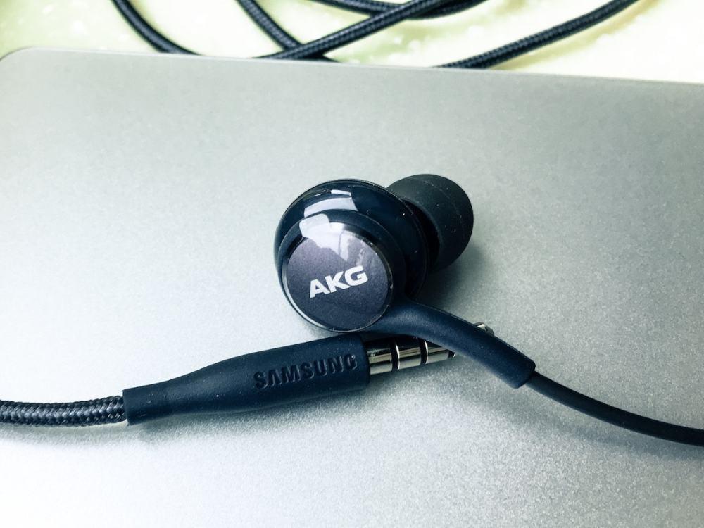 medium resolution of review samsung galaxy s8 akg headphone