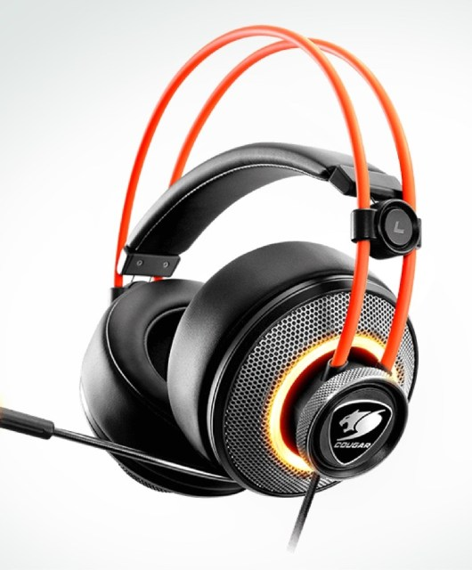 Cougar Immersa Pro: Pro gaming headset at a budget price