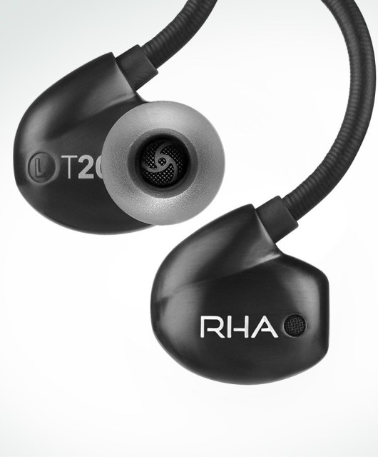 Review: RHA T20i (Built like a tank)