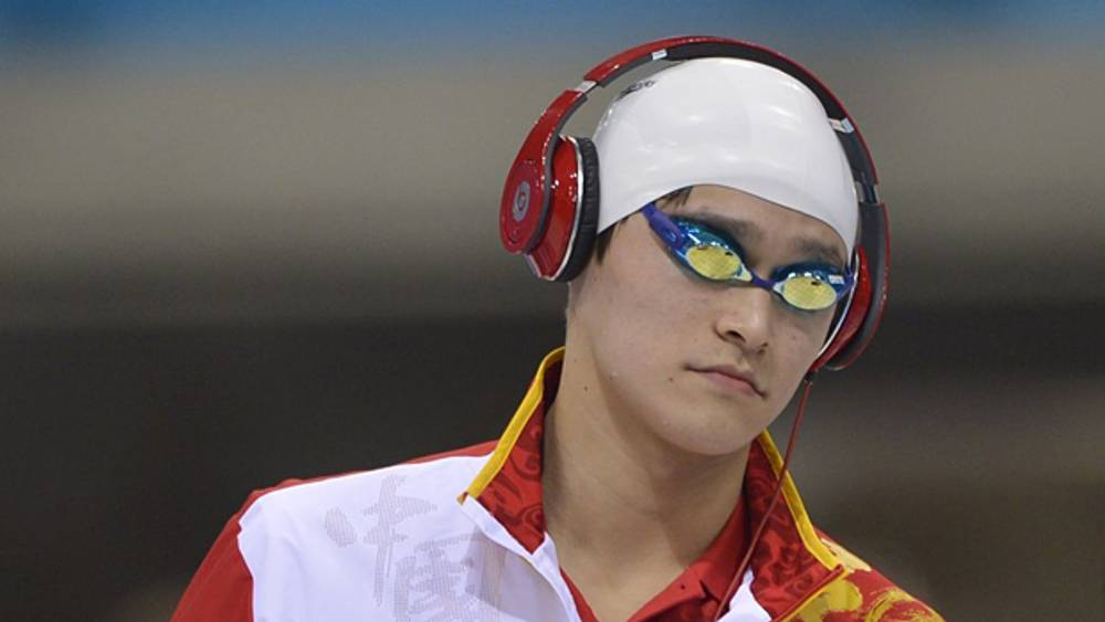 Sun Yang and his Beats