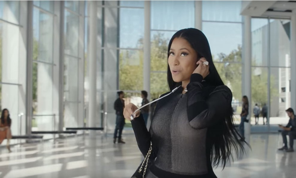 Nicki Minaj's Beats X Commercial