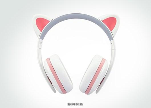 Censi Moecen Cat Ear Headphones