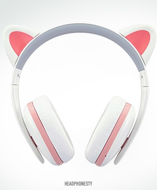Censi Moecen Cat Ear Headphones