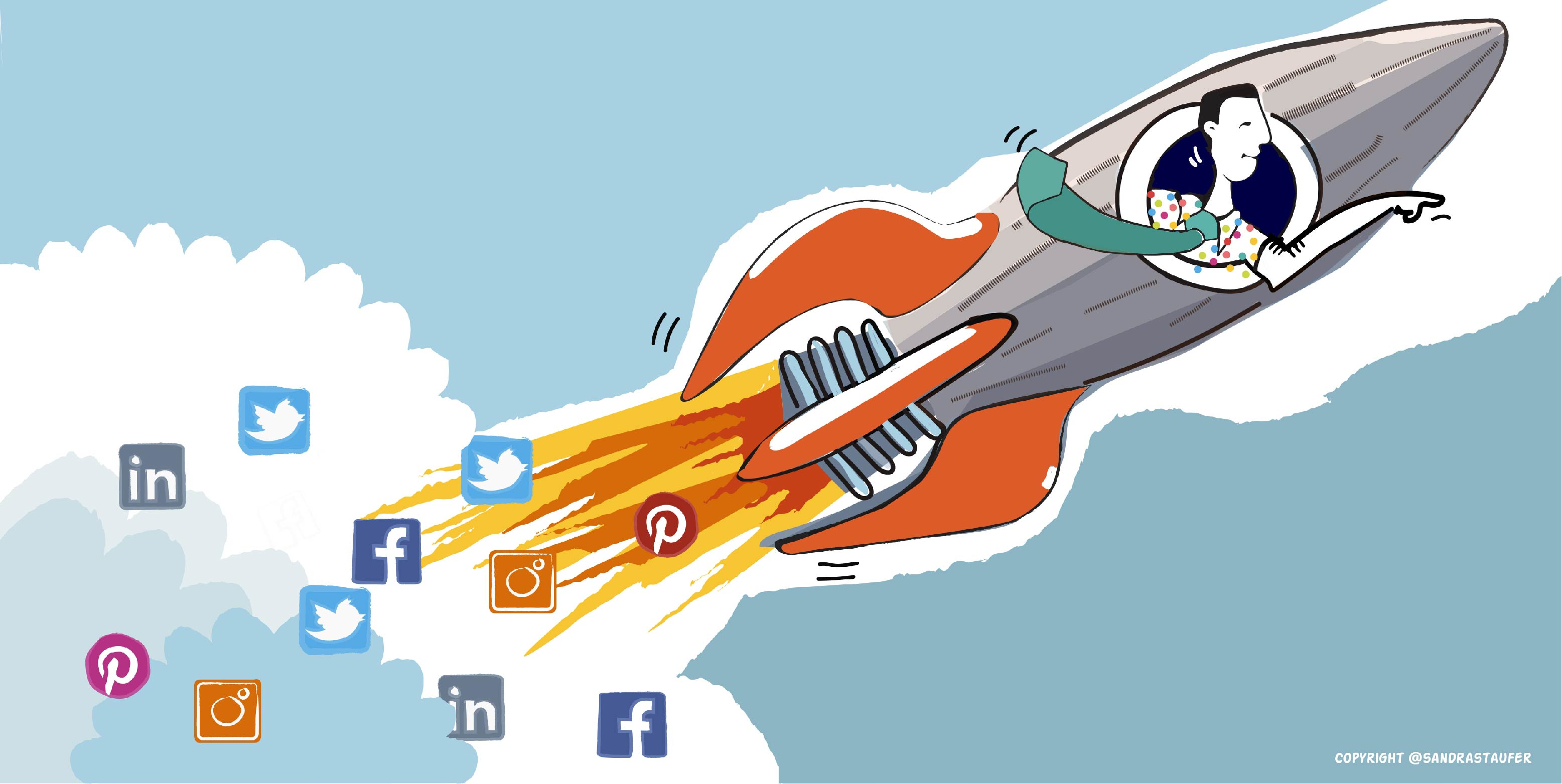 20 ways to boost your business with social media