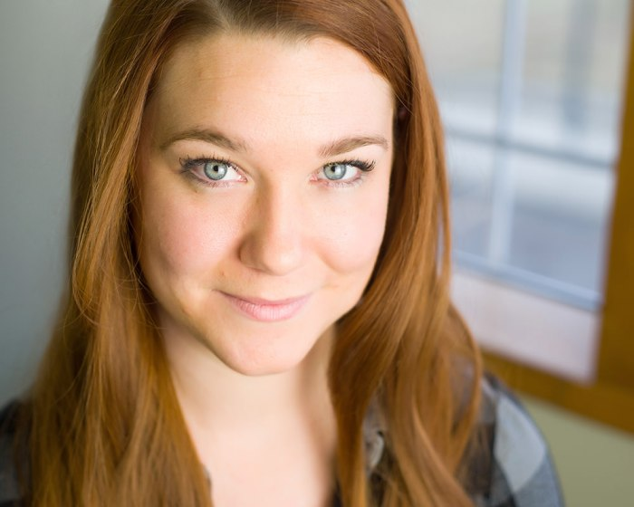 Spokane Actor Headshot by Heads and Tails Photo