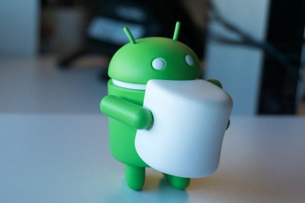 android mashmallow os