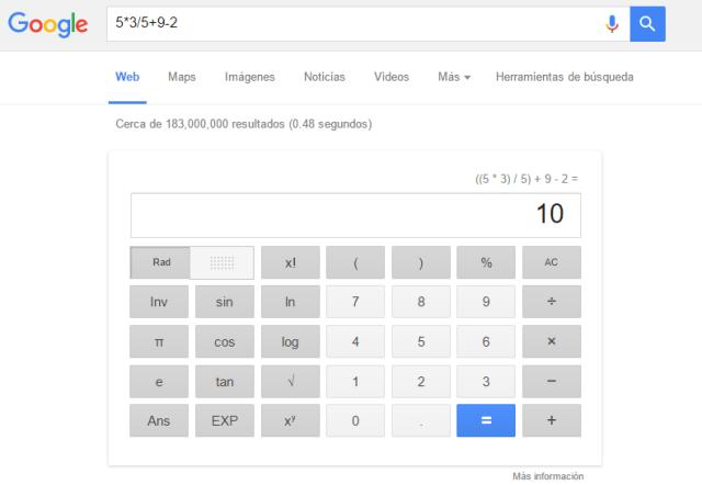 trucos de búsqueda en google
