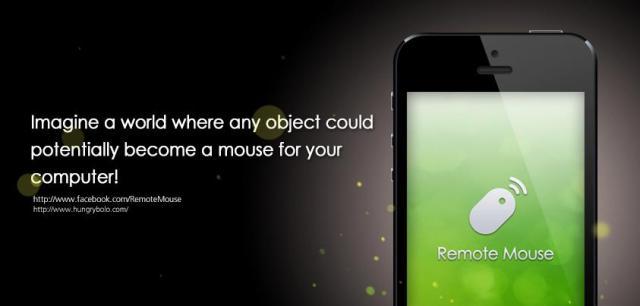 controlar PC con aplicacion desde el iphone