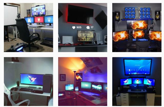 como diseñar tu escritorio o espacio de trabajo o oficina