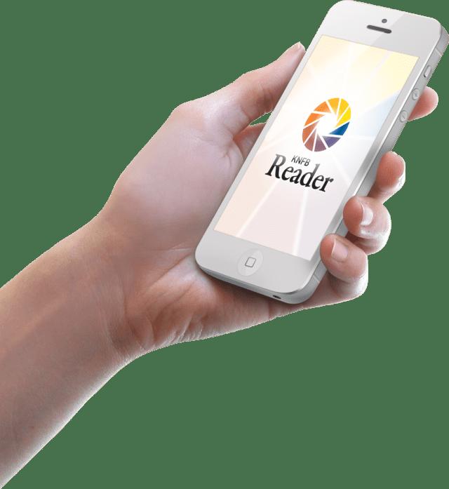 app para personas con discapacidad visual