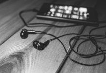 audifonos alta tecnologia musica