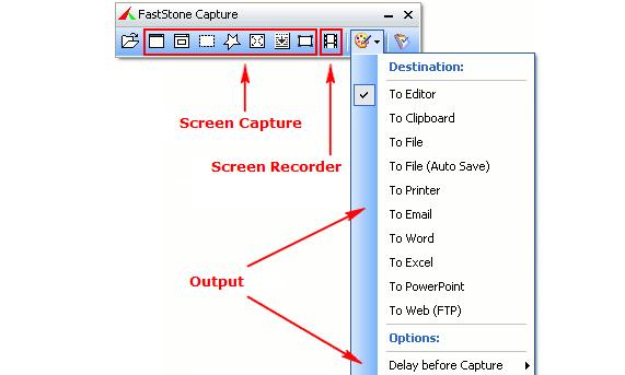 screenshot tecnology software app