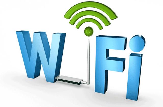 Red Wi-Fi