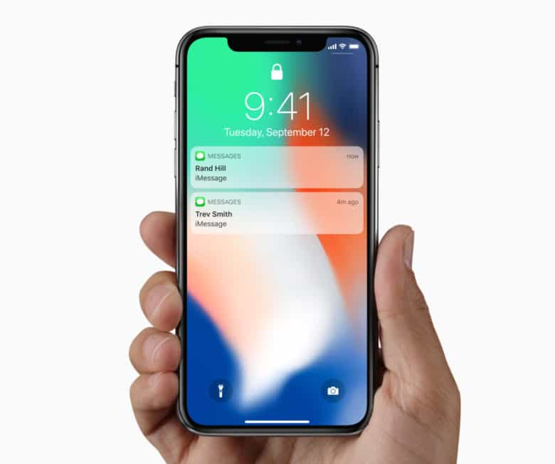 novedades del iphone x