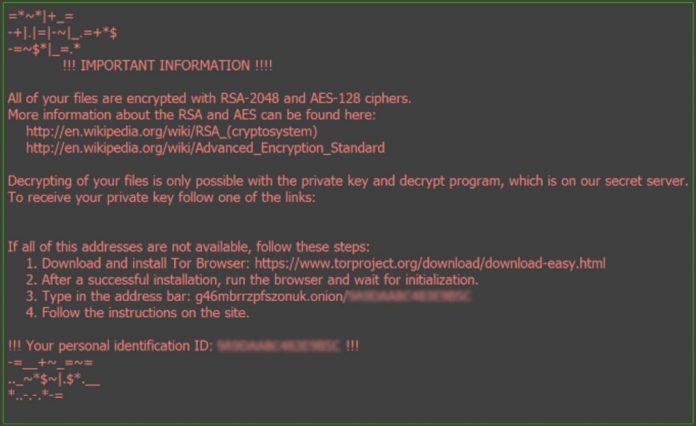 ransomware diablo6-lokitus