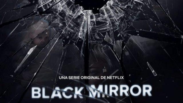 Serie Tecnologíca Black Mirror Netflix