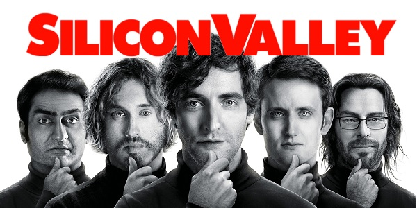 Serie Silicon Valley de Netflix
