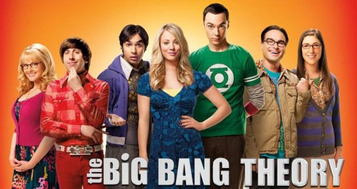 Serie The Big Bang Theory Netflix