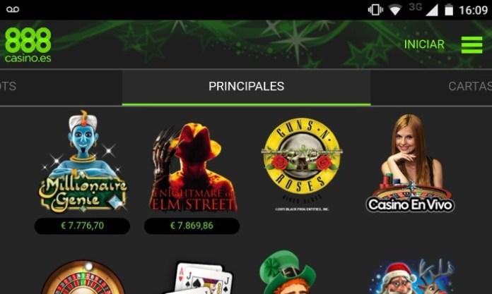 juego online