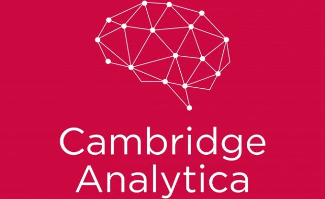 Consultora Cambridge Analytica